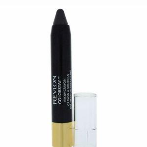 Revlon Colorstay Brow Crayon #320 Soft Black 0.09